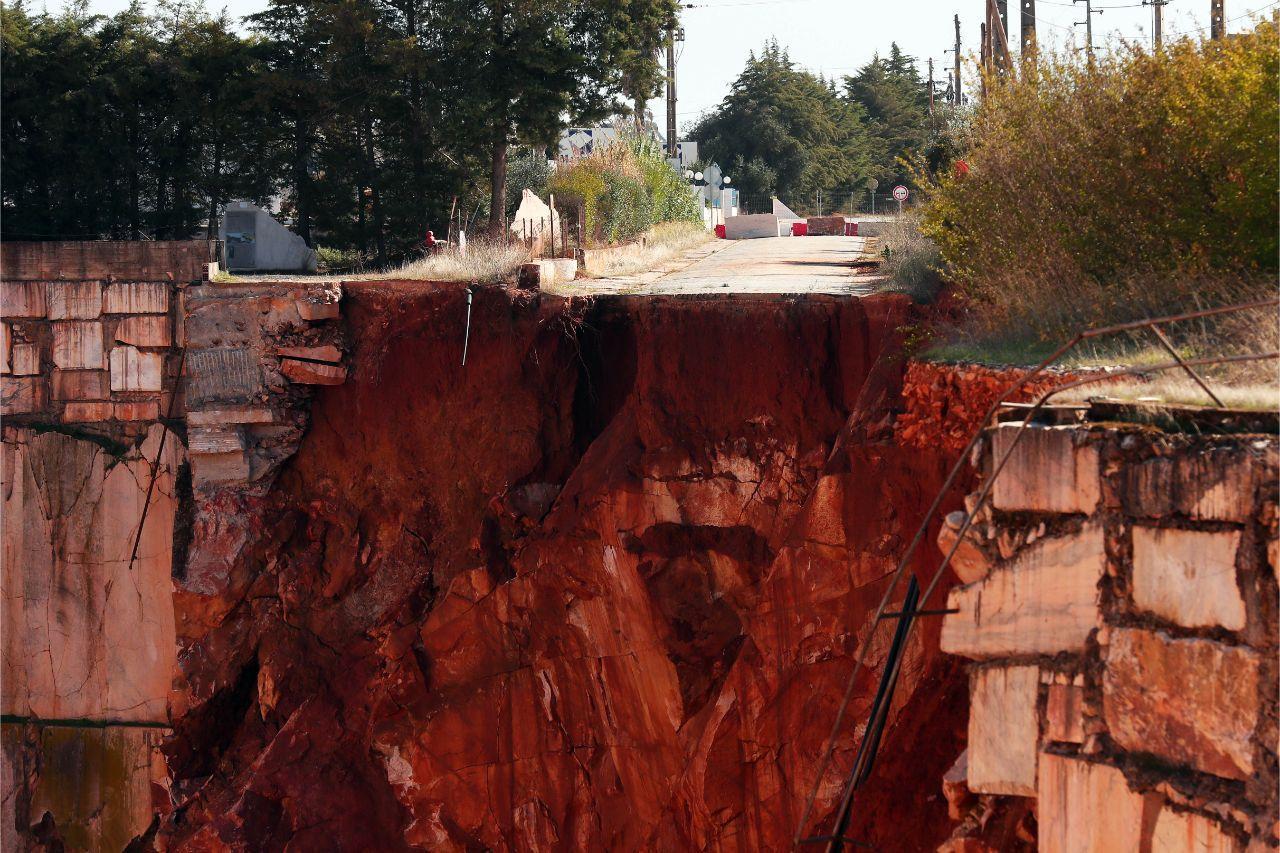 Um ano depois do acidente na pedreira de Borba - TVI24