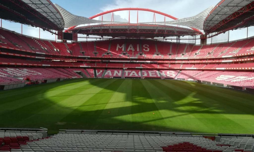 Relvado Estádio da Luz (limonta sport)