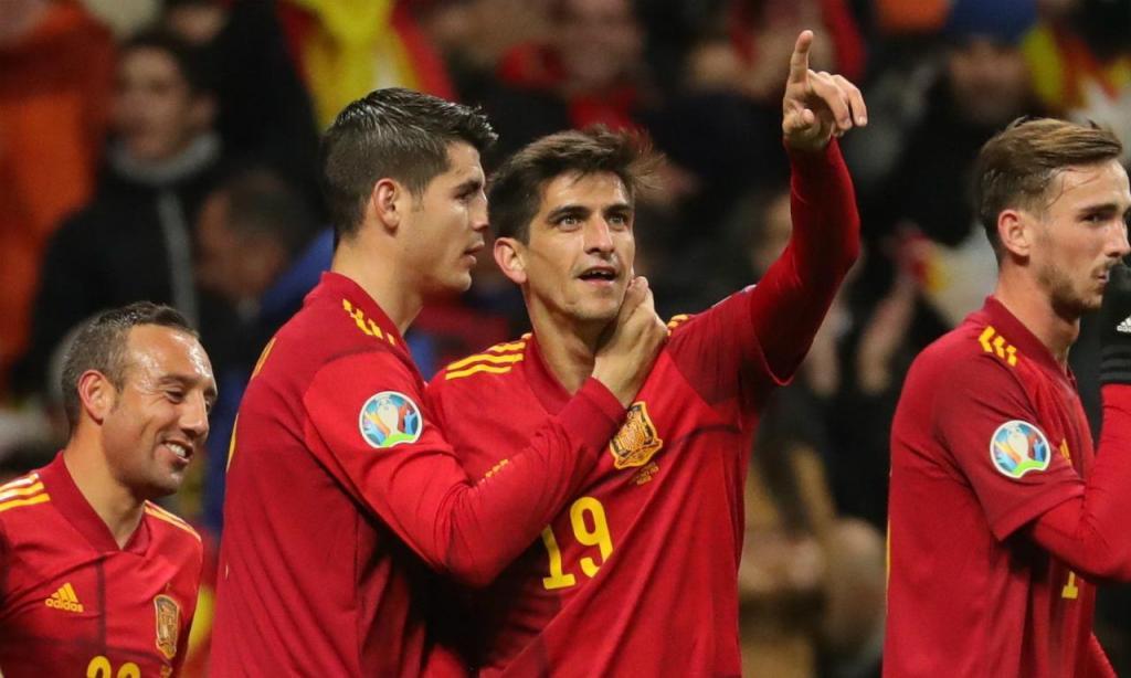 Espanha-Roménia