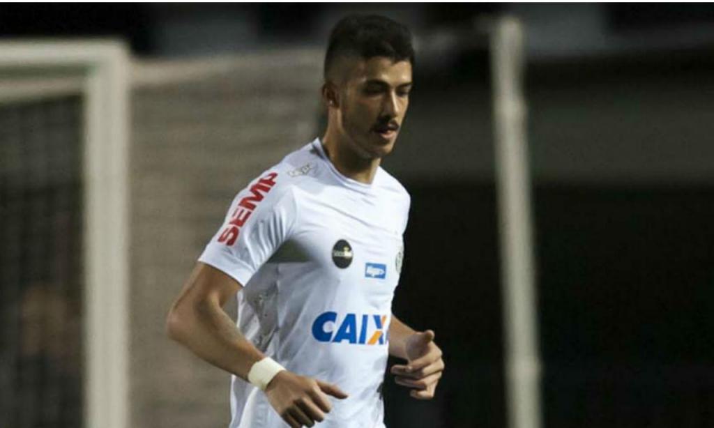 Gustavo Henrique (santosfc.com.br)