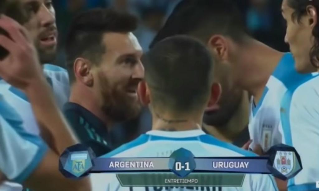 Messi e Cavani
