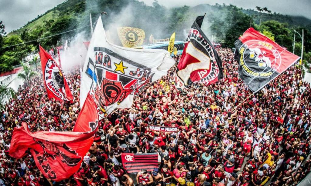 Ninho do Urubu (créditos: Flamengo)