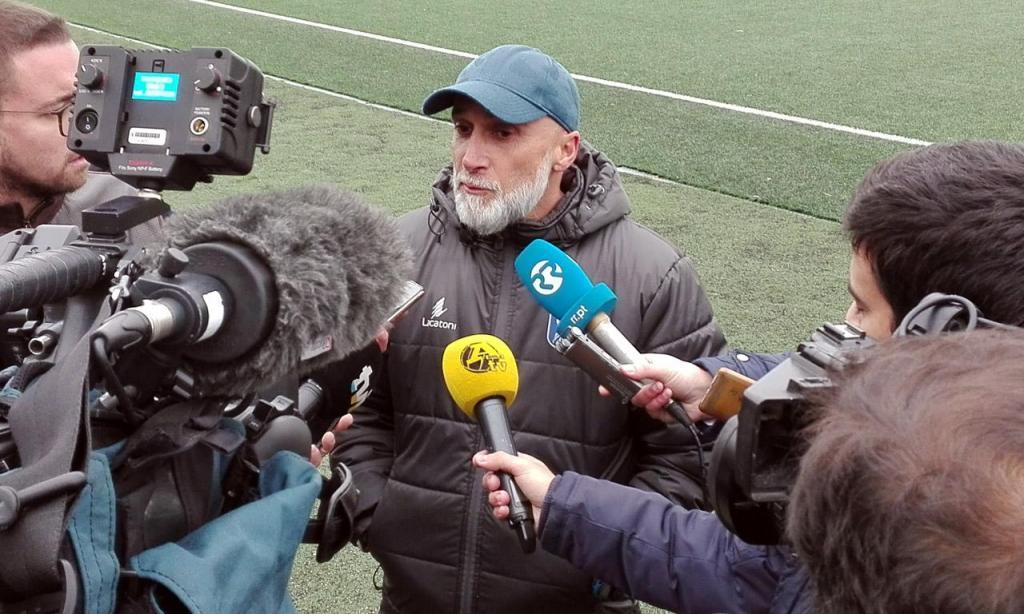 Reportagem Vizela-Benfica