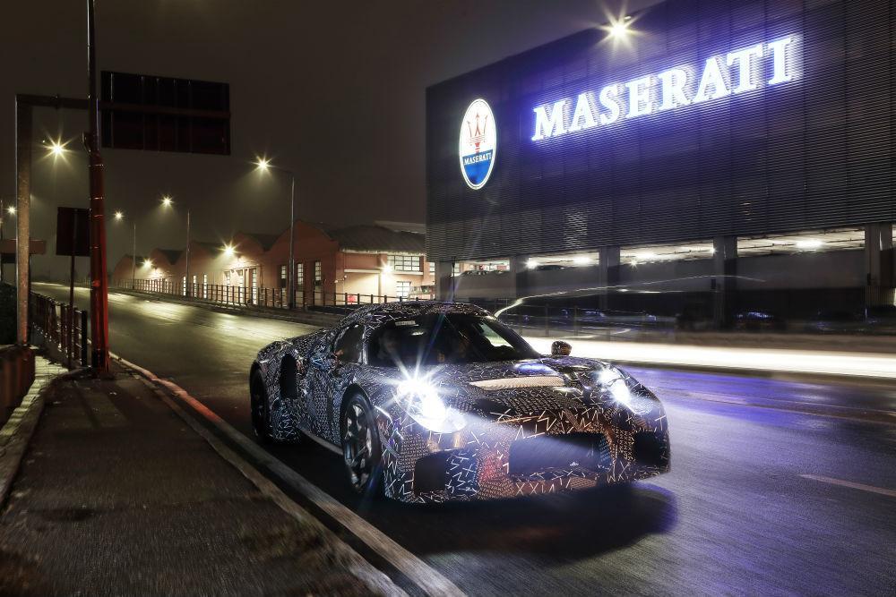 Novo Maserati