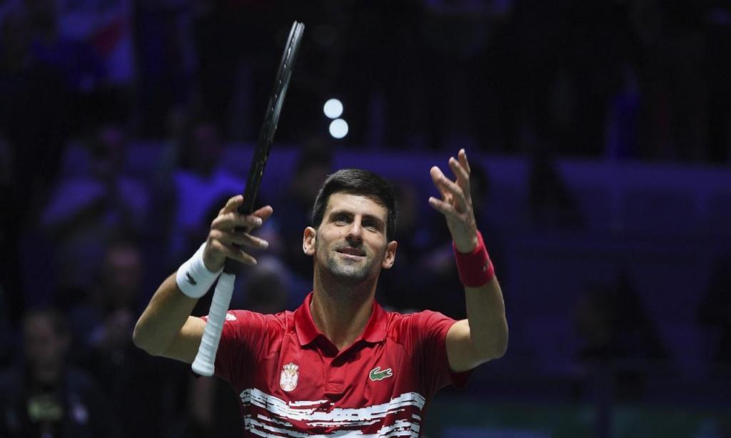 Novak Djokovic carimbou o apuramento da Sérvia para os «quartos»