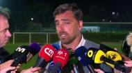 Beto fala sobre Bruno Fernandes e contestação a Varandas