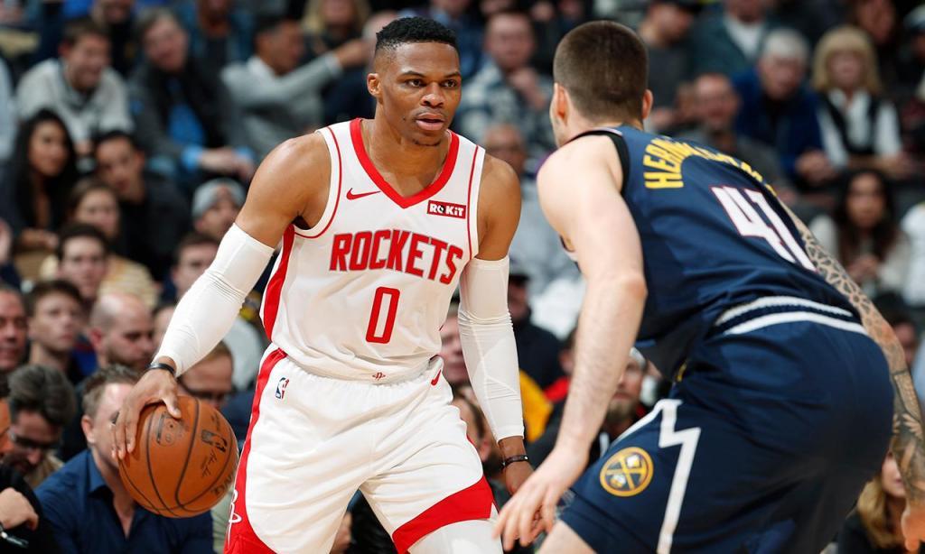 Denver Nuggets-Houston Rockets