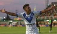 Thiago Almada, médio de 18 anos que representa o Vélez Sarsfield