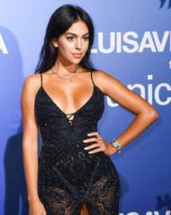Georgina Rodríguez, namorada de Cristiano Ronaldo