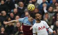 West Ham-Tottenham (AP Images)