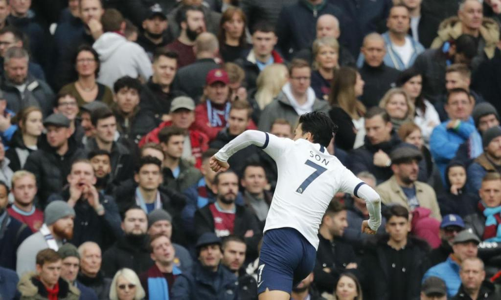 West Ham-Tottenham (AP Images)