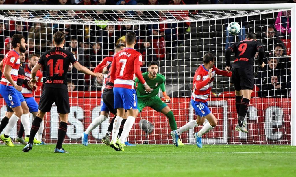 Granada-Atlético Madrid
