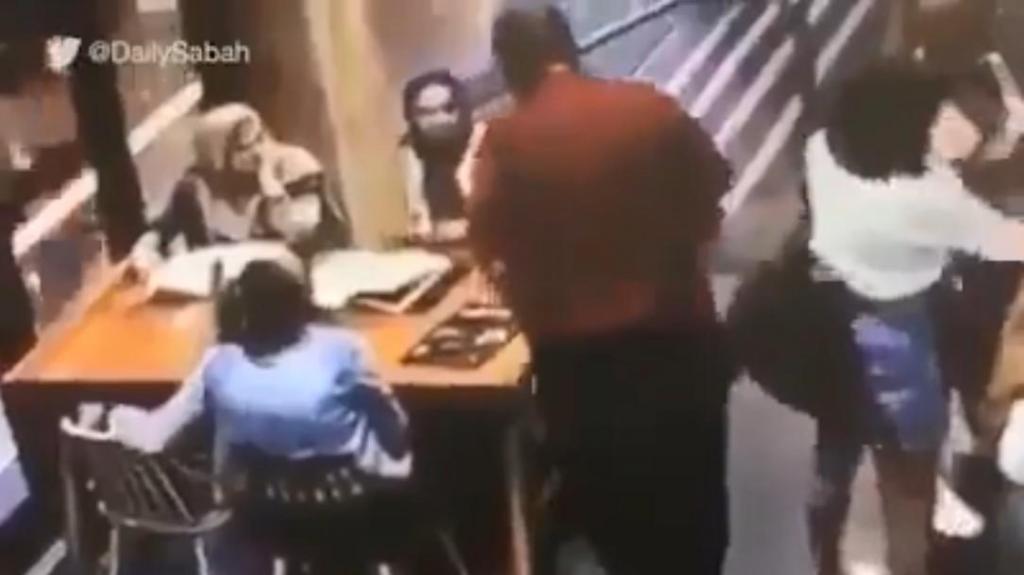 Grávida agredida por usar hijab