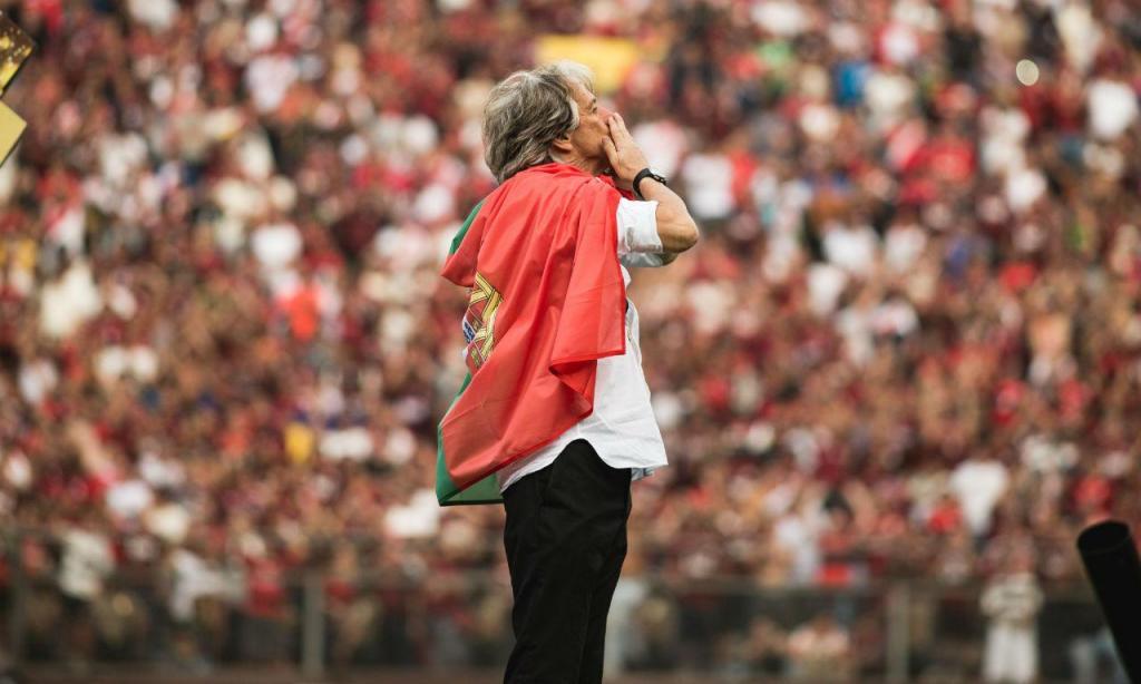Jorge Jesus Libertadores