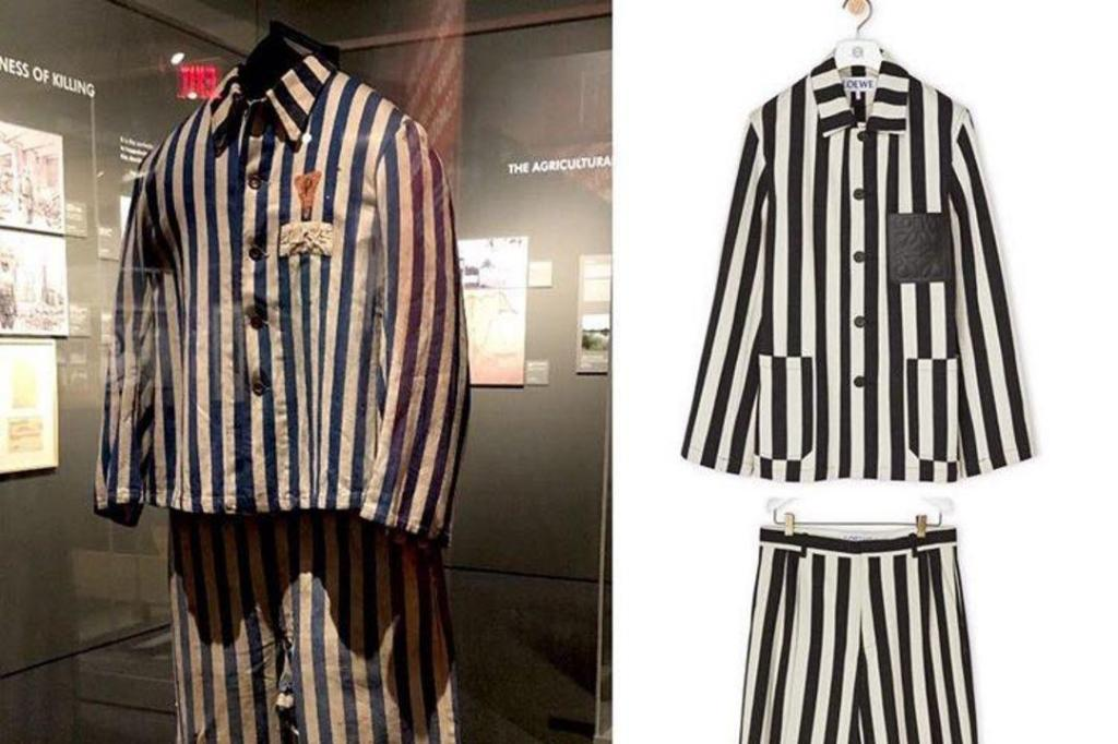 Marca de Luxo retira peça associada a Holocausto