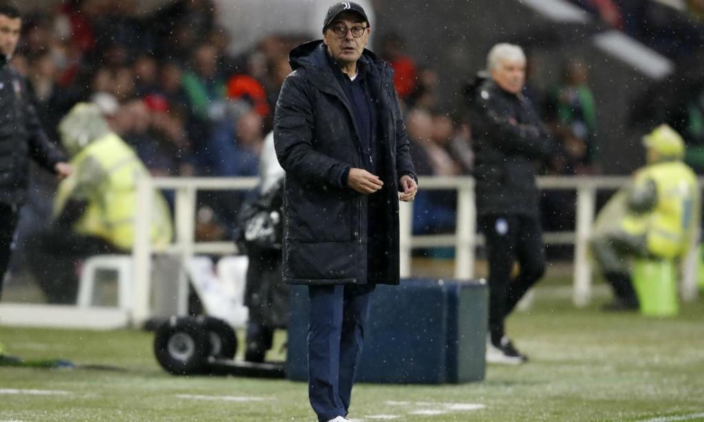 Maurizio Sarri (AP Images)