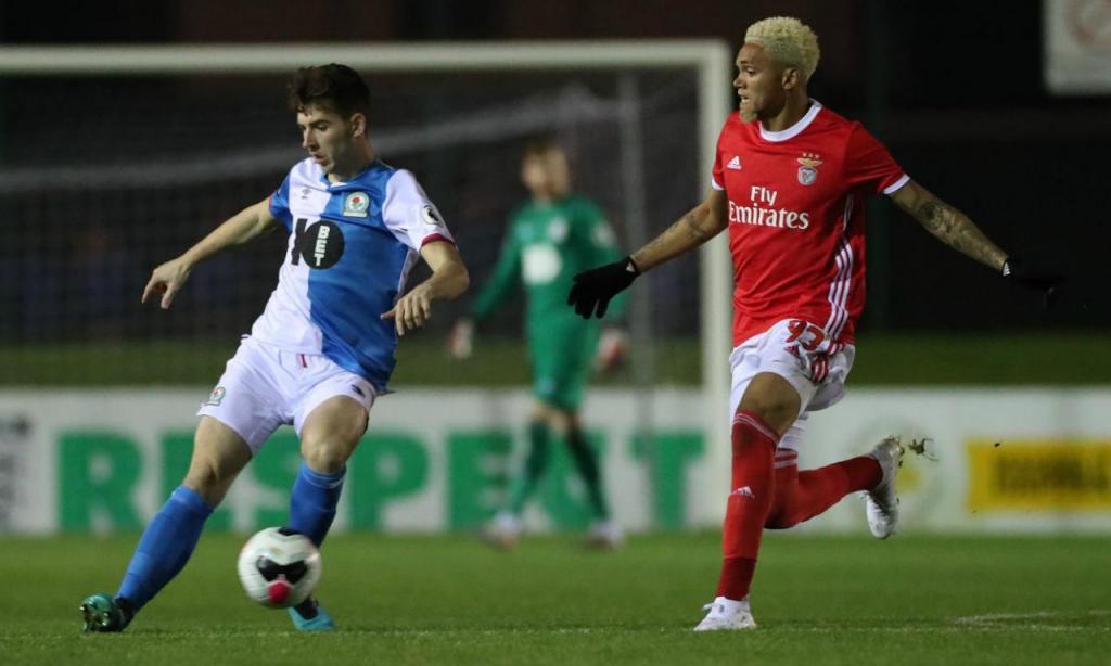 Blackburn Rovers-Benfica B