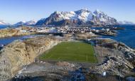 Estádio do Henningsvær (Noruega)