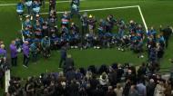 VÍDEO: mar de fotógrafos à espera de Mourinho para a estreia na Champions