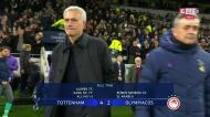 Champions: resumo do Tottenham-Olympiakos (4-2)