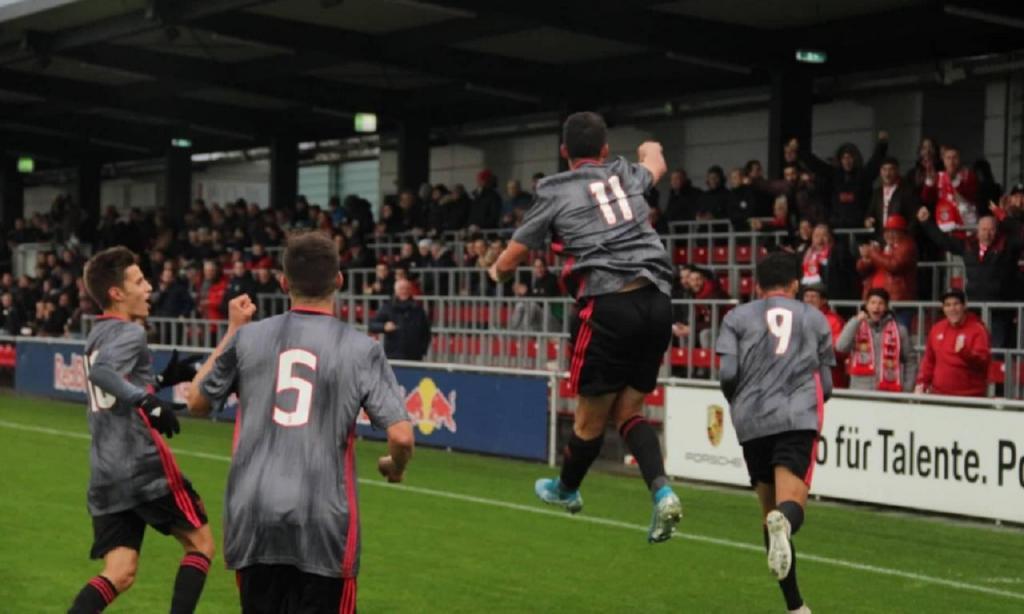 Juniores Benfica (créditos: SL Benfica)