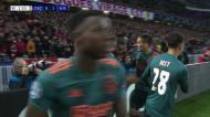 VÍDEO: Ajax letal no contra-ataque e Ziyech a fazer o primeiro em Lille