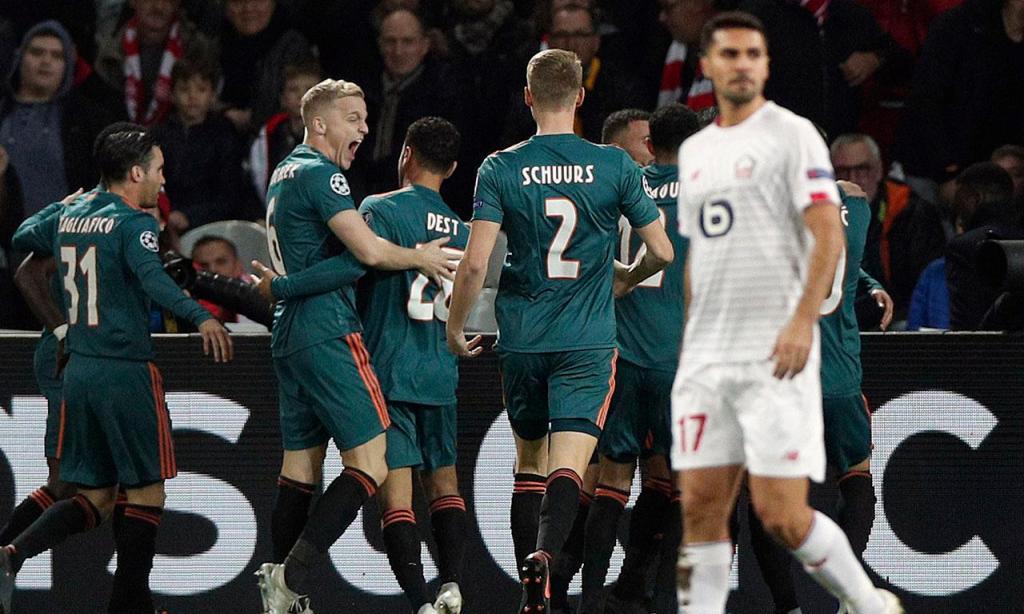 Lille-Ajax