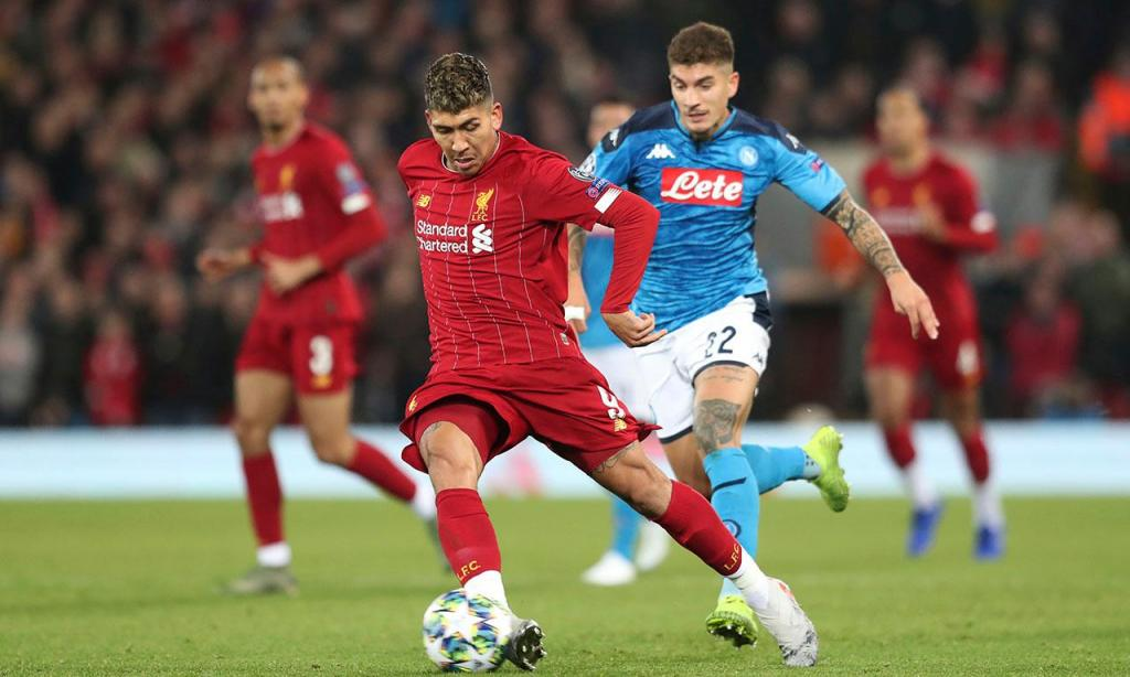 Liverpool-Nápoles