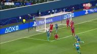 Champions: resumo do Zenit-Lyon (2-0)