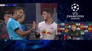 Lage responde ao treinador do Leipzig