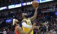 New Orleans Pelicans-Los Angeles Lakers (AP Photo/Matthew Hinton)