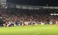 Monarcas-León interrompido no México por insultos (Universal Deportes)