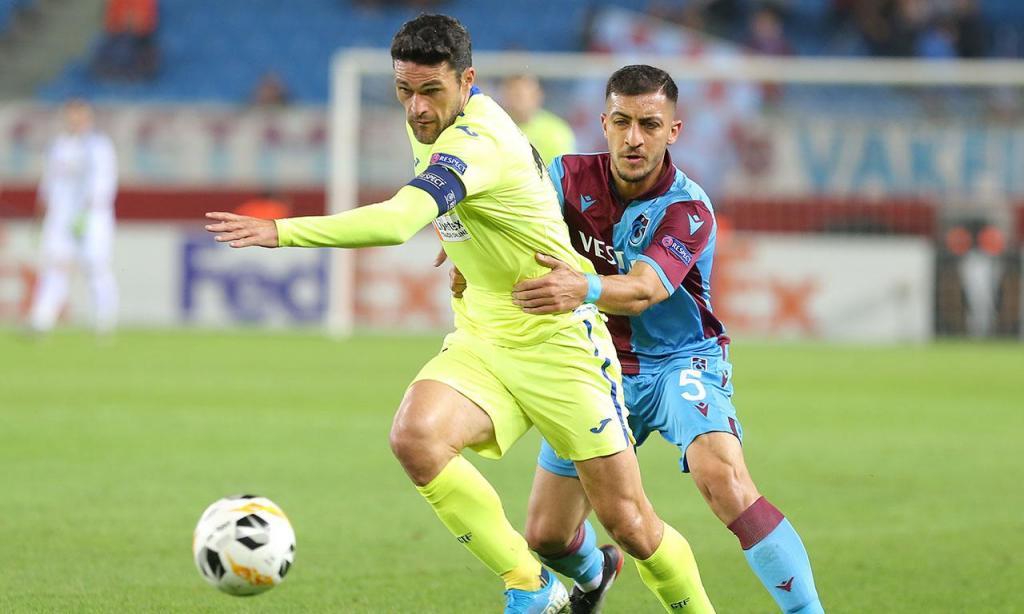 Trabzonspor-Getafe