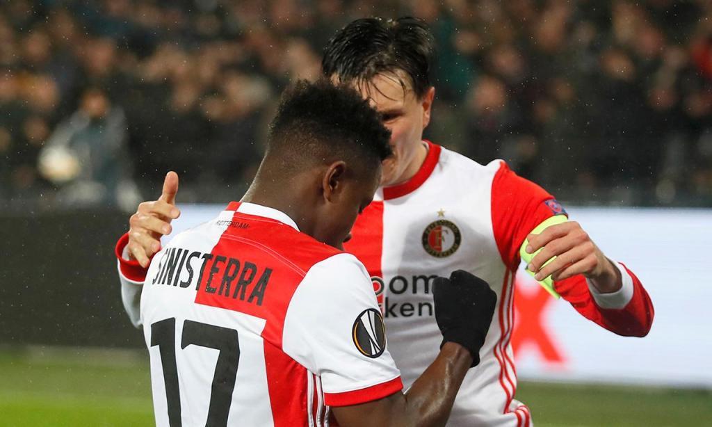 Feyenoord-Rangers