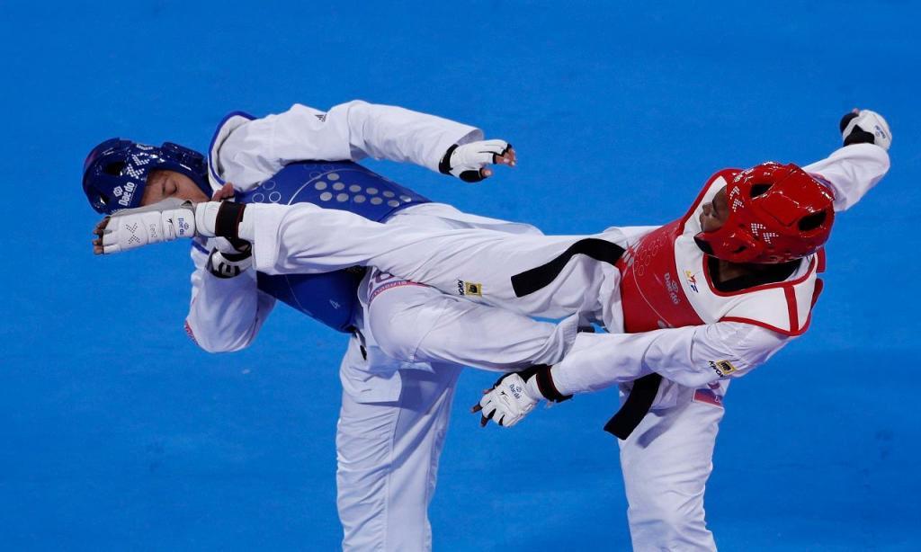 Taekwondo (AP)