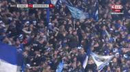 Resumo da vitória que permite ao Schalke igualar o líder