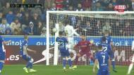 Resumo da vitória do Real Madrid em casa do Alavés