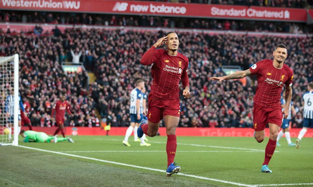 Liverpool-Brighton
