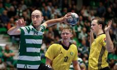 OFICIAL: internacional romeno deixa andebol do Sporting