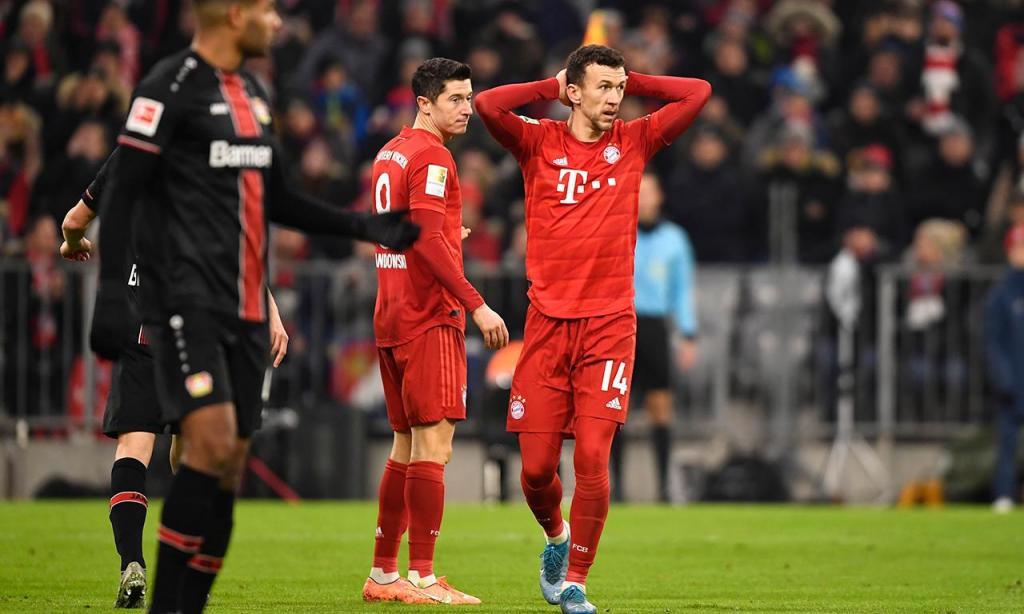 Bayern Munique-Leverkusen