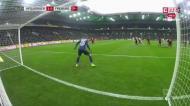 Seis golos no Mönchengladbach-Friburgo