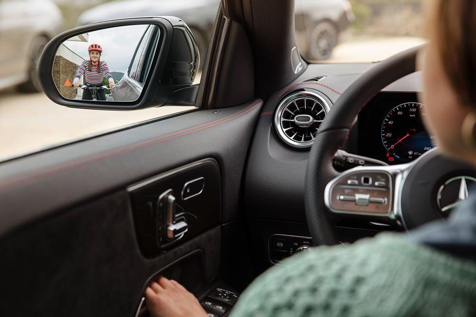 Mercedes GLA (Facebook Mercedes-Benz)