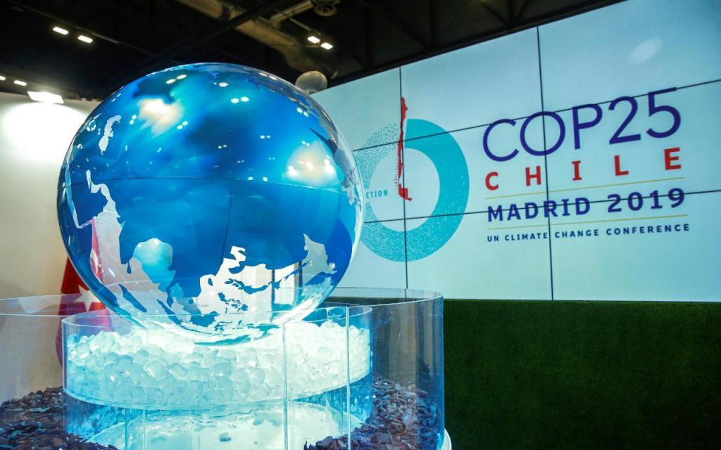 COP25: Cimeira do Clima em Madrid