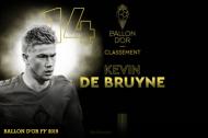 De Bruyne (14.º)