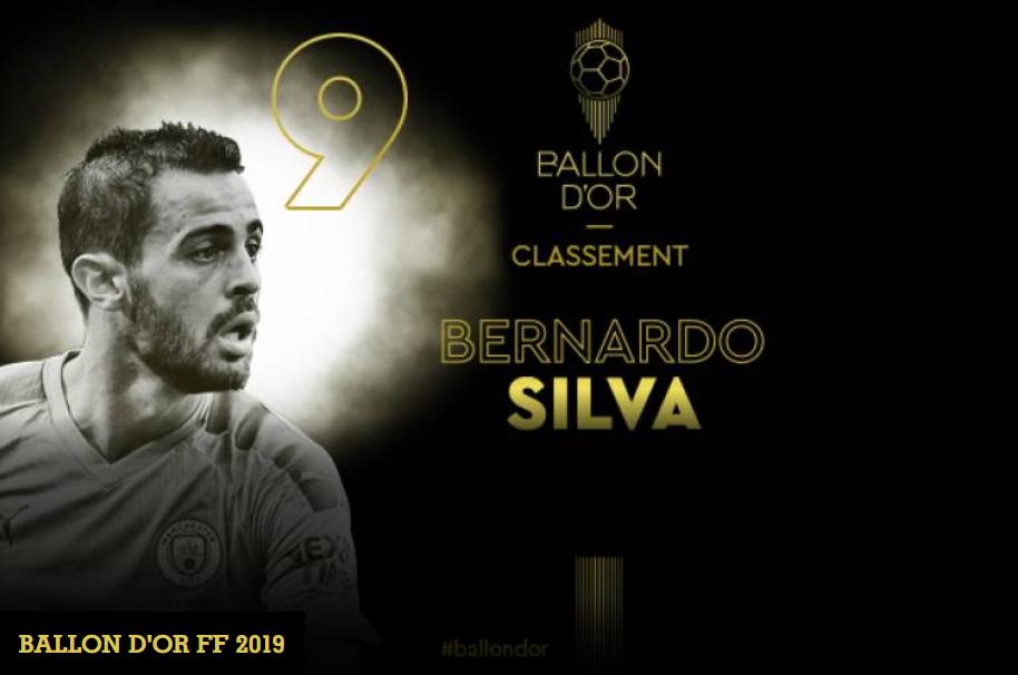 Bernardo Silva (9.º)