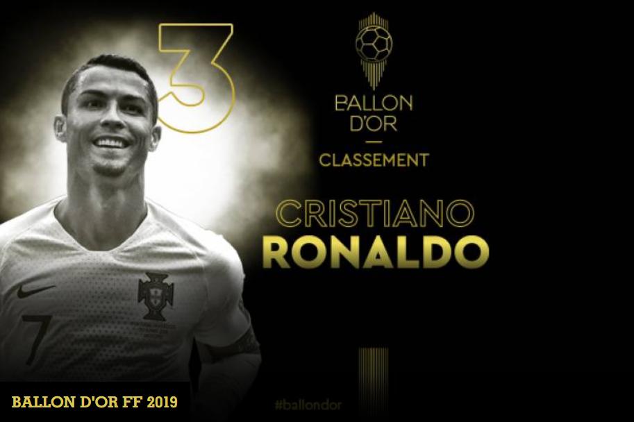 Cristiano Ronaldo (3.º)