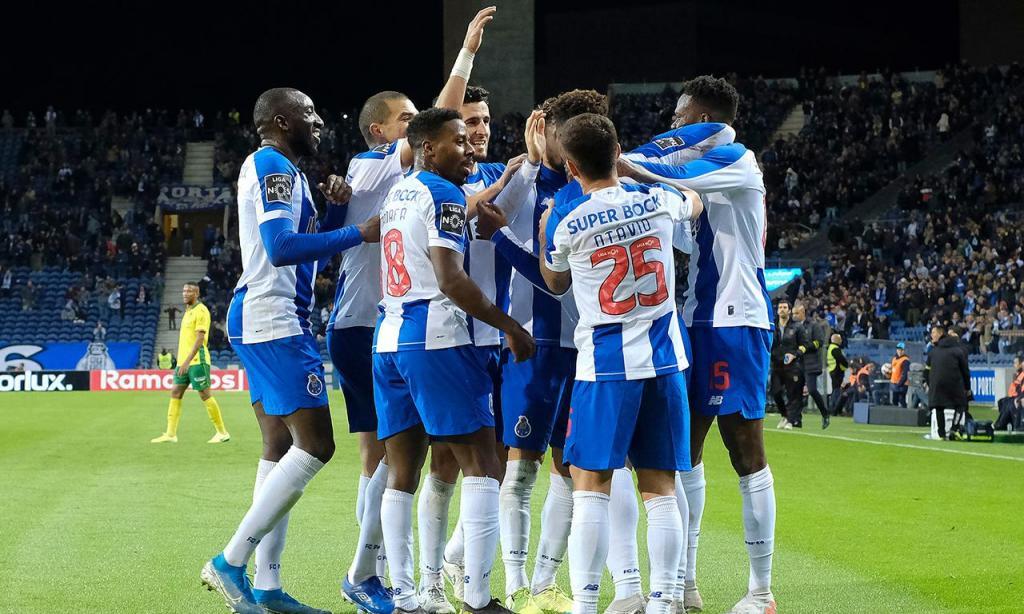 FC Porto-Paços Ferreira