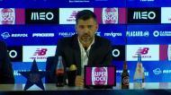Conceição conta como viu o golo «fantástico» de Zé Luís