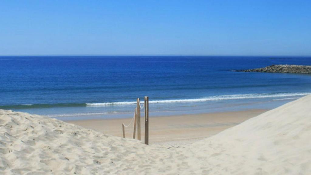 Praia da Bonança, em Fão, Esposende