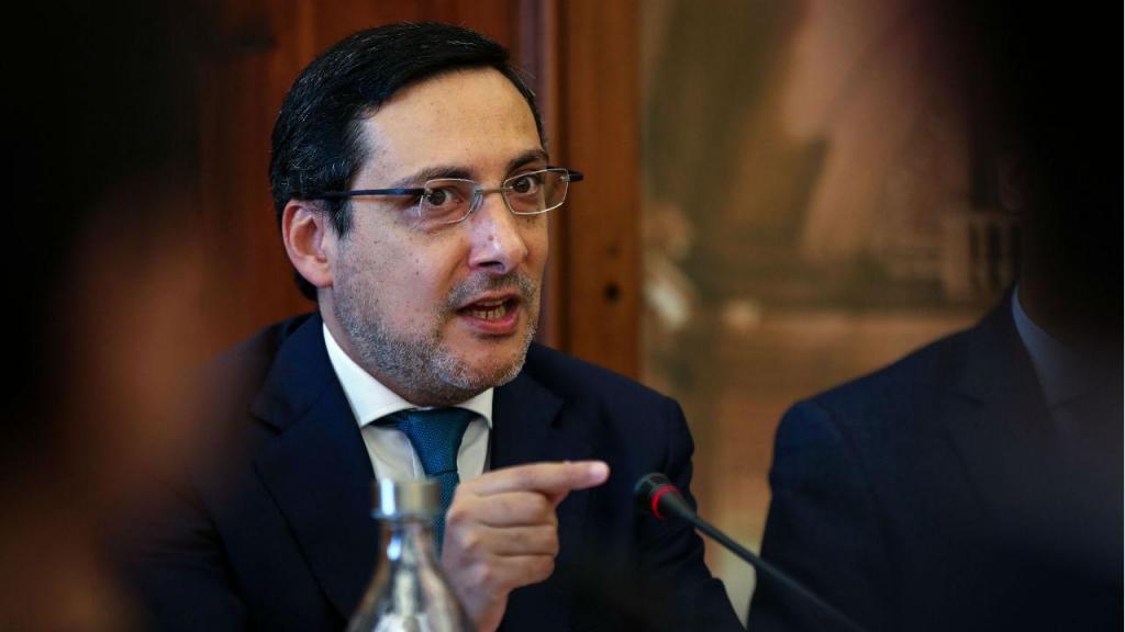 António Mendonça Mendes, secretário de Estado dos Assuntos Fiscais